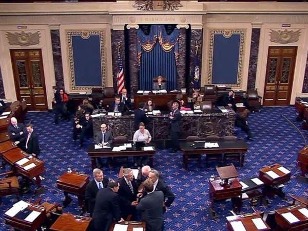 """البيت الأبيض يحث """"الشيوخ"""" على فرض عقوبات ضد تركيا"""