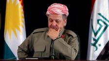 Iraqi Kurdistan leader Barzani will hand over presidential powers on Nov. 1