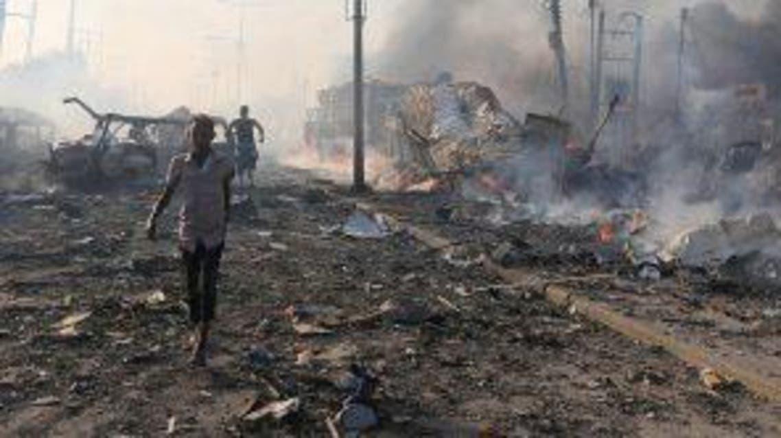 انفجار در پایتخت سومالی؛ 25 تن کشته شدند