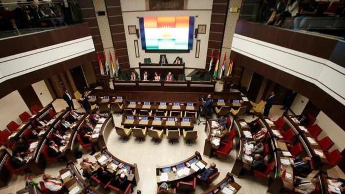 پارلمان کردستان برای تقسیم وظایف بارزانی تشکیل جلسه میدهد
