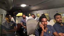 سری لنکن کرکٹ ٹیم کی آٹھ برس بعد پاکستان آمد، شاندار استقبال