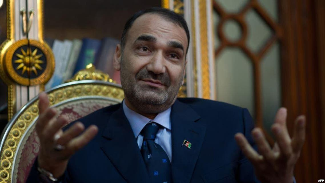 عطامحمد نور نامزدیاش در انتخابات ریاستجمهوری آینده افغانستان را اعلام کرد