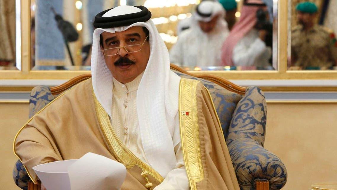 bahrain king AP