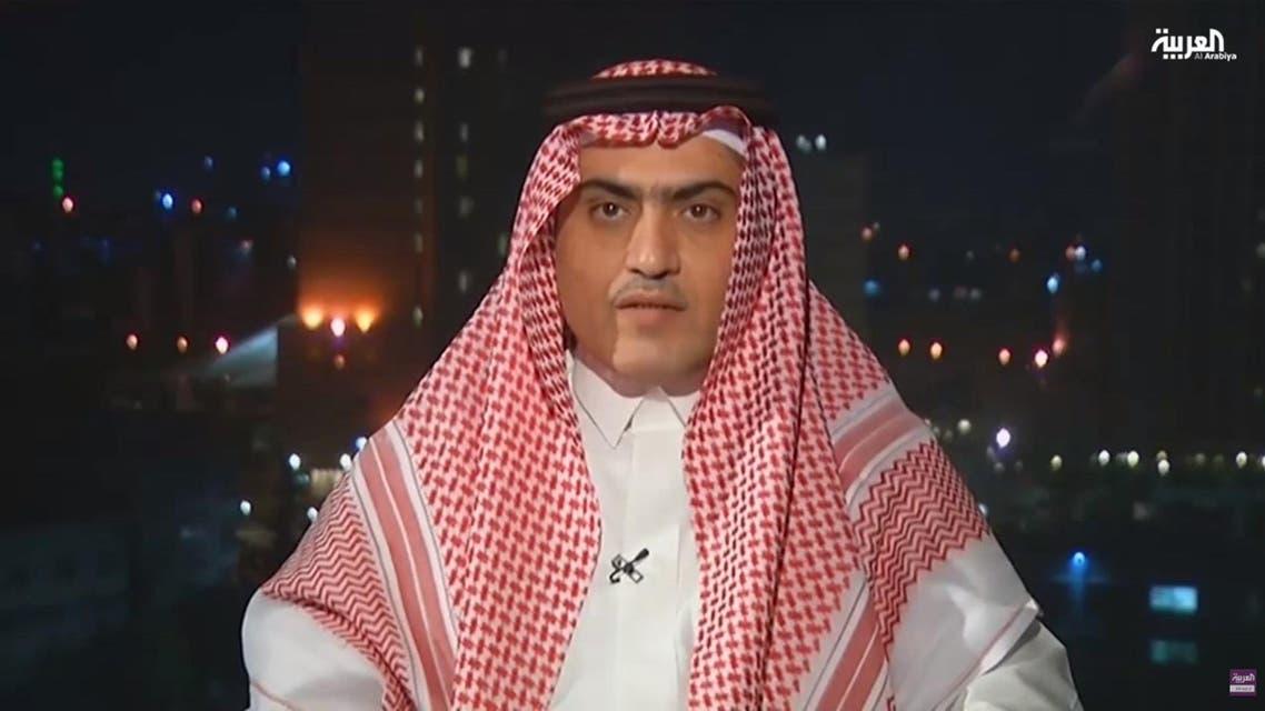 Thamer al-Sabhan alarabiya