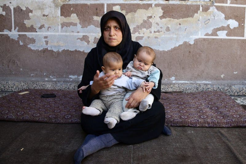 من الغوطة