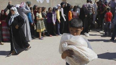 وضع إنساني صعب في الغوطة جراء حصار النظام