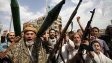 یمنی حوثیوں کا سعودی عرب کی جانب داغا بیلسٹک میزائل صعدہ میں گرگیا