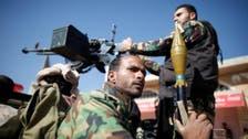 صنعا کے جنوب میں اتحادی طیاروں کی بمباری، 40 حوثی باغی ہلاک