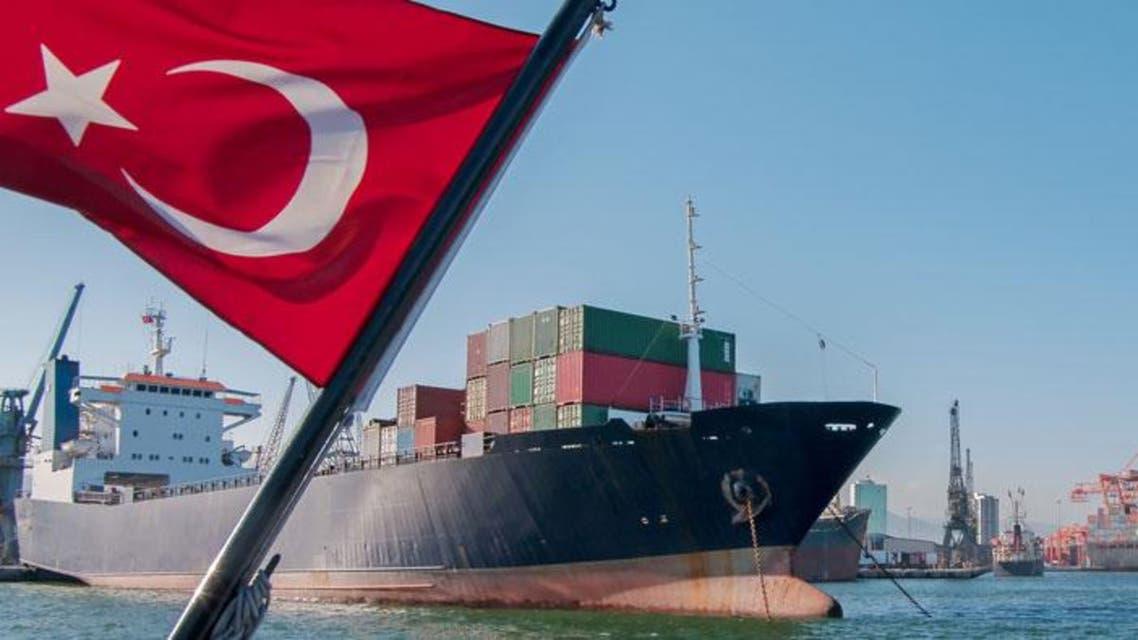 تركيا تجارة موانئ صادرات