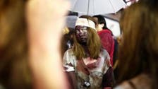 Creepy Japan video invites people to live in 'zombie town'