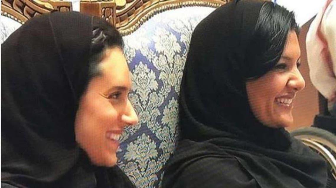 شاهد رد فعل الأميرة ريما بنت بندر بفتح الملاعب للعوائل