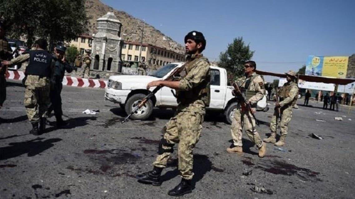 وقوع انفجار در وزیر اکبرخان شهر کابل