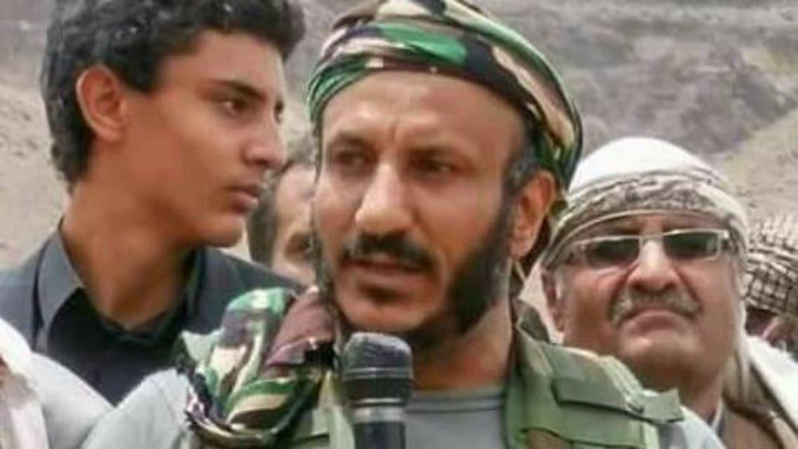 نجل شقيق المخلوع وقائد حمايته الخاصة العميد طارق صالح