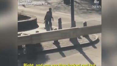 """فيديو متداول في أميركا.. """"هذا هو منفذ هجوم منهاتن"""""""