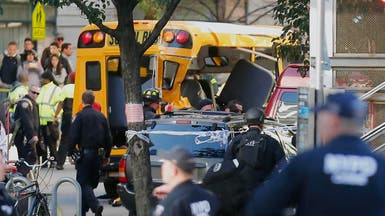 """شاهد شرطة نيويورك تروي """"تفاصيل"""" حادث منهاتن"""