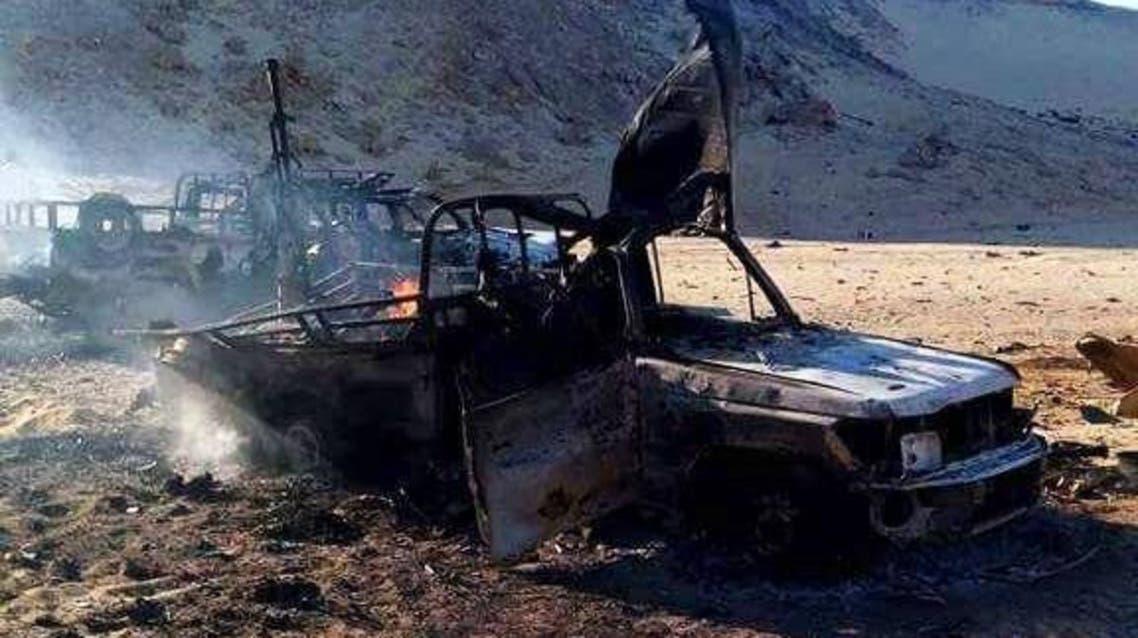 رئيسية فيديو تصفية باقي الإرهابيين المتورطين بالواحات 1 نوفمبر