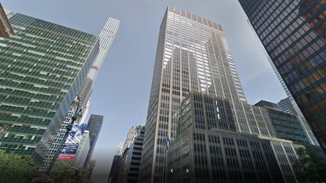 مقر أطلس ميرشانت كابيتال في نيويورك