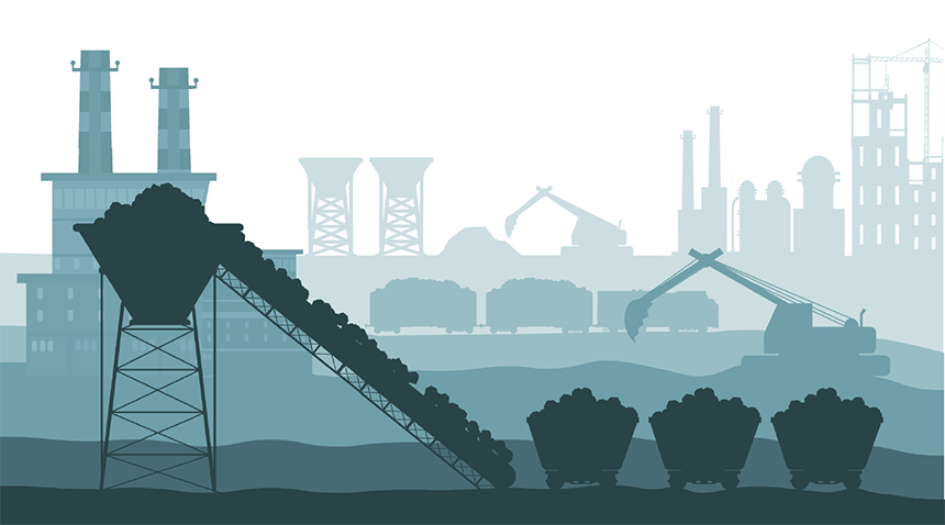 سيكون التحوُّل إلى استخدام الغاز الطبيعي بدلاً من الفحم في محطات الكهرباء أحد أبرز وأهم الطرق للتقليل من الانبعاثات الكربونية ومن دون زيادة التكاليف الرأسمالية والتشغيلية للمحطات، خاصة وأن الغاز الطبيعي يُعدُّ أكثر ملاءمة للبيئة وأكثر منافسة للفحم من ناحية التكلفة التشغيلية