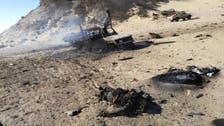 """مصر.. مجموعة """"مجهولة"""" تتبنى مقتل 16 شرطياً بالواحات"""