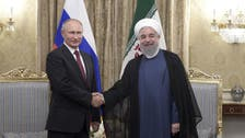 Putin arrives in Iran for talks with Tehran, Azerbaijan
