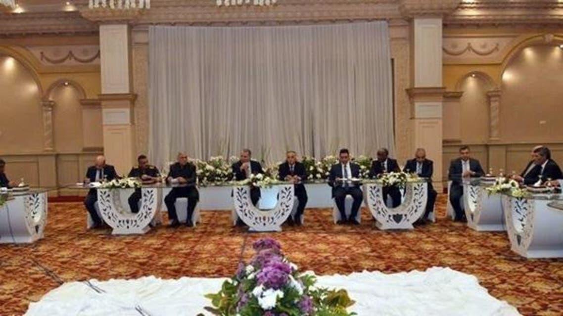 اجتماع القاهرة