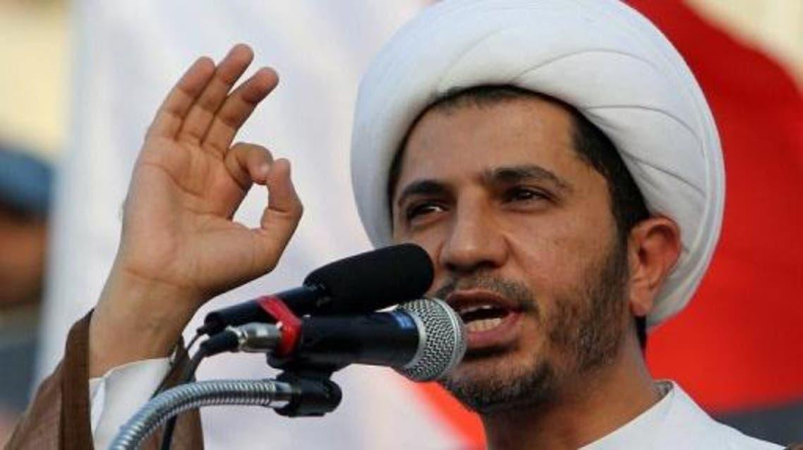 المعارض البحريني علي سلمان