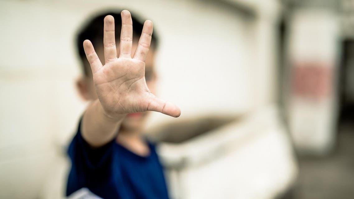Child rape. (Shutterstock)