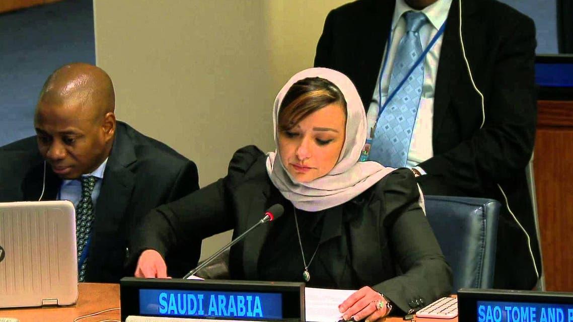 منال رضوان وفد الأمم المتحدة في الأمم المتحدة
