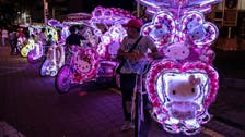 Decked-up Pedicabs a tourist hit in historic Malaysian city