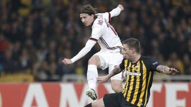 الدوري الأوروبي: ميلان يتعثر.. وفياريال يقترب من التأهل