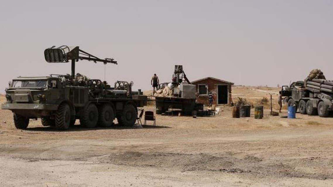 قوات النظام السوري في دير الزور