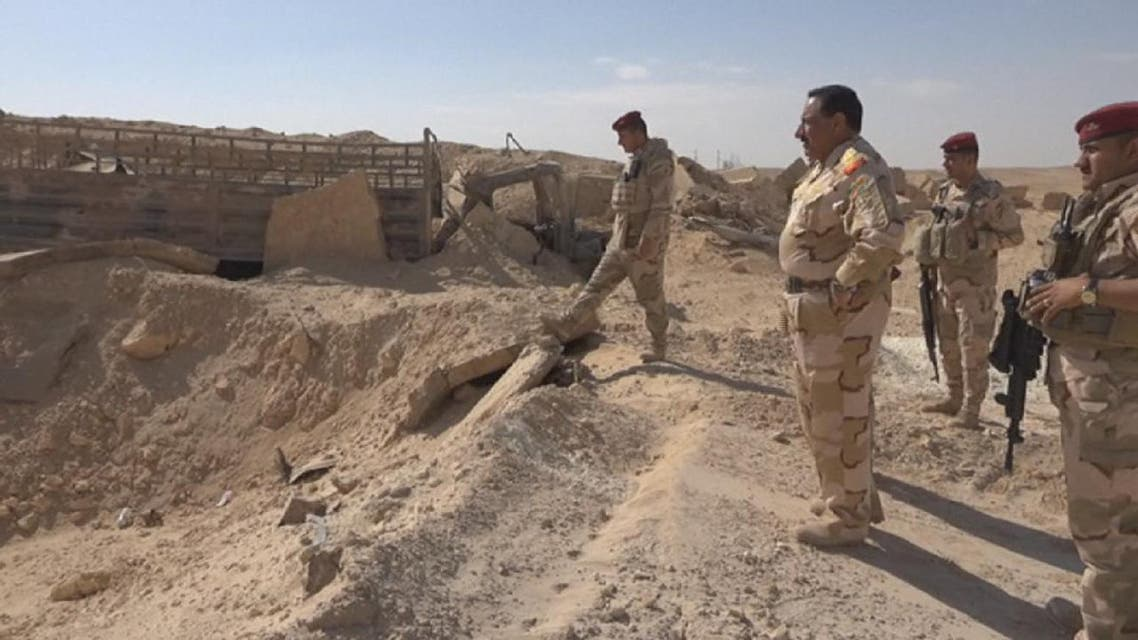 THUMBNAIL_ القائم.. داعش فقد آخر معاقله العراقية