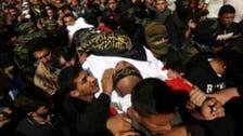 غزہ: اسلامی جہاد کی سرنگ میں لاپتا پانچ کارکنوں کی ہلاکت کی تصدیق