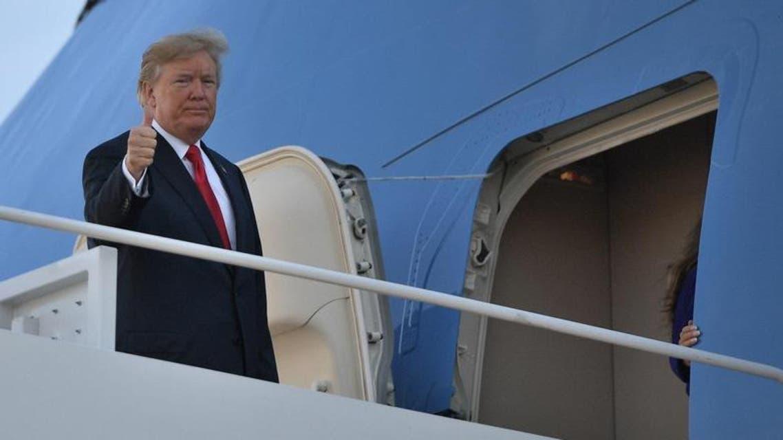 آغاز طولانیترین سفر ترامپ به آسیا