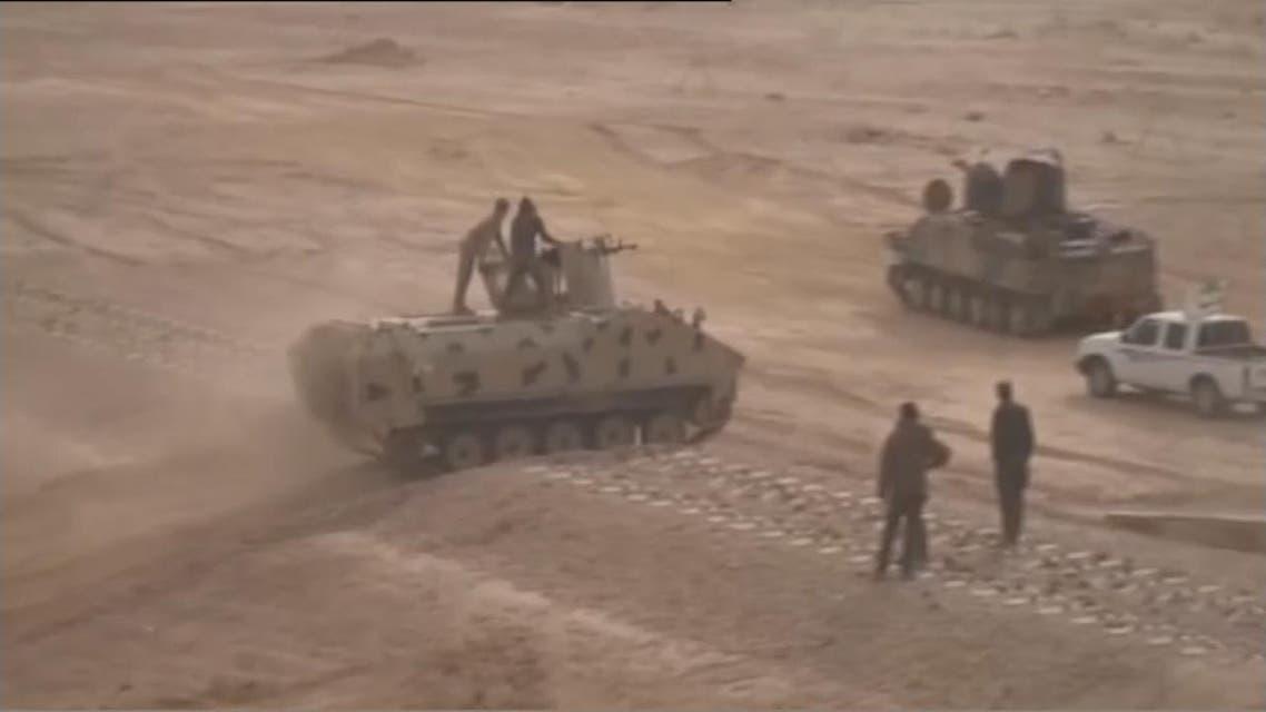 THUMBNAIL_ معركة راوة .. تقدم لافت للقوات العراقية