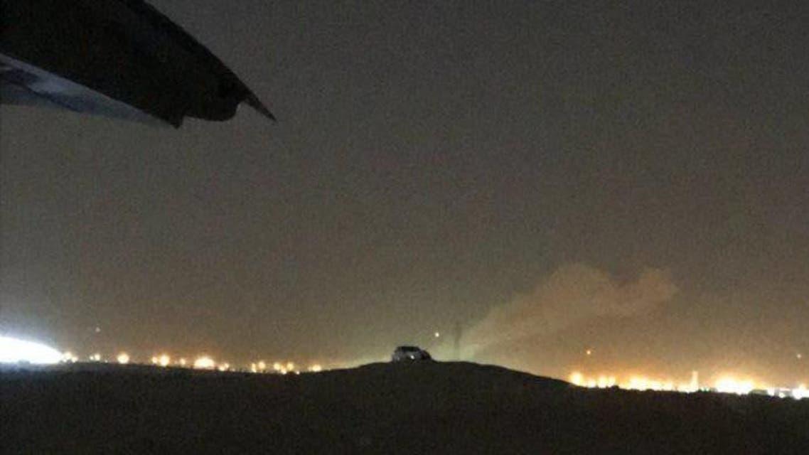 السعودية تعترض صاروخاً قادماً من اليمن شمال شرق الرياض