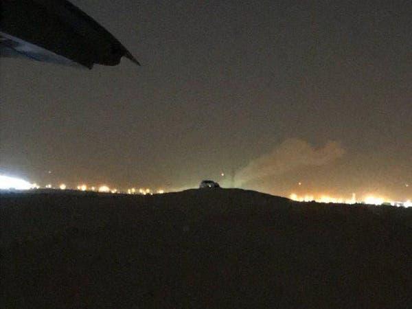 التحالف يعلن تدمير صاروخين بالستيين أطلقتهما ميليشيا الحوثي