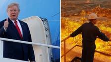 Trump speaks to Saudi king on listing Aramco shares on NY Stock Exchange