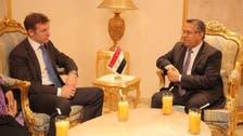 """بن دغر: توقيت """"صاروخ الحوثيين"""" يؤكد أنهم أدوات لإيران"""