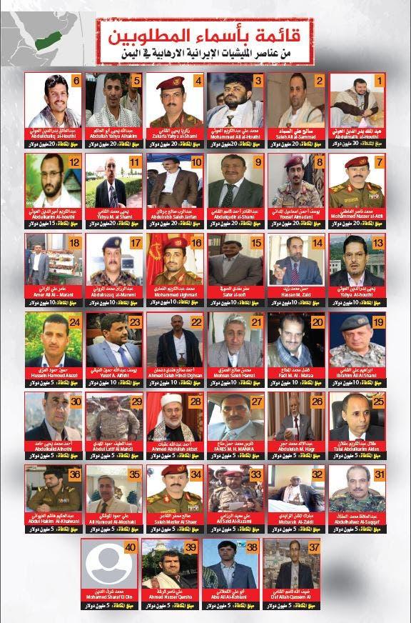 تصاویر تروریستها