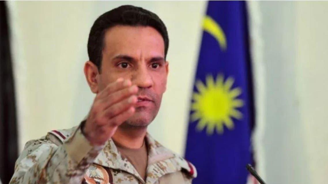 تركي المالكي - التحالف العربي - اليمن 3
