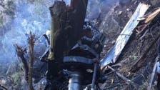 Crash site photos of deputy governor of Asir's plane  emerge