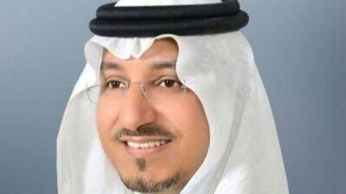 Saudi Prince Mansour bin Muqrin