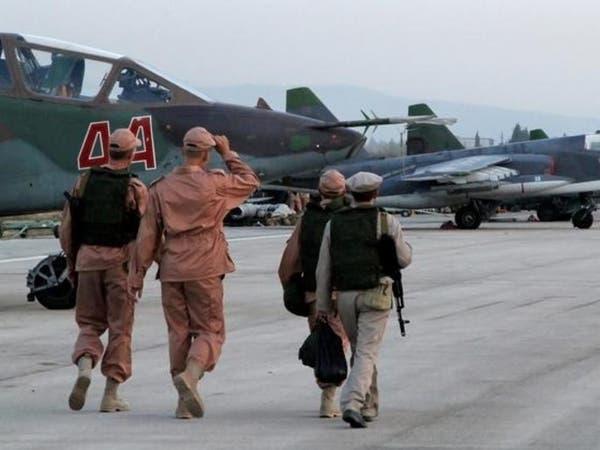 تدمير 7 طائرات روسية في قصف على قاعدة حميميم بسوريا
