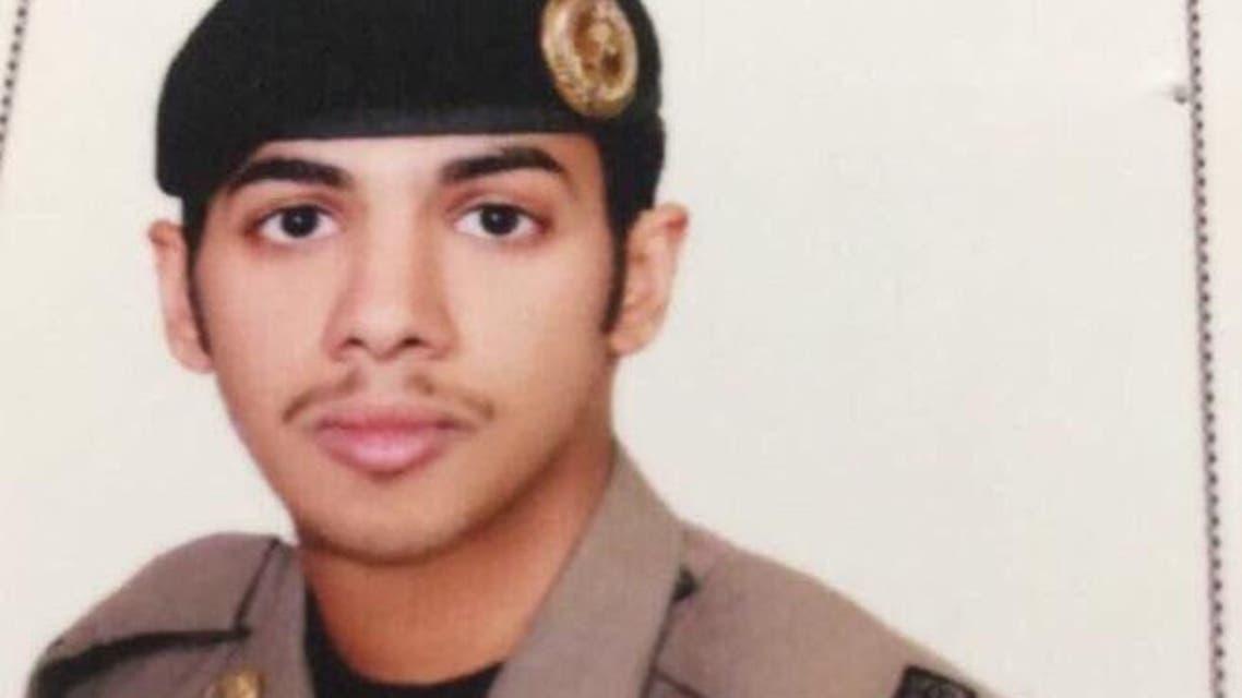 الجندي أول عبدالله بدر القحطاني