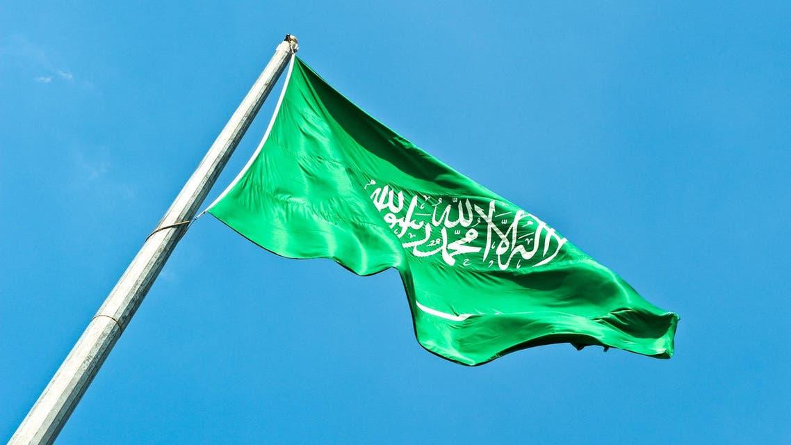 saudi flag shuttertock