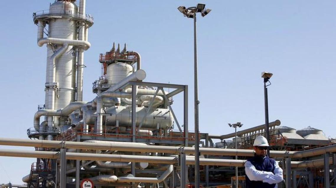 Algeria expects to amend energy law by end of 2018 Gas plant south of Algeria. Reuters Photo