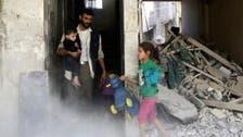 شام : الرِقّہ سے داعش کے نکالے جانے کے بعد شہریوں کی پہلی کھیپ واپس