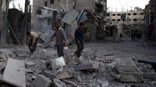 شام : ادلب پر فضائی حملوں میں 8 بچوں سمیت 21 افراد ہلاک