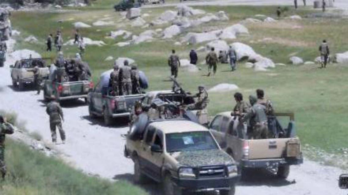 حمله طالبان بر کاروان ارتش افغانستان عقب زده شد
